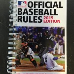 Official Baseball Rules 2015